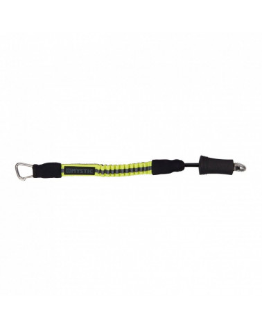 Lyšas Mystic 2019 Kite Safety Leash Short Lime
