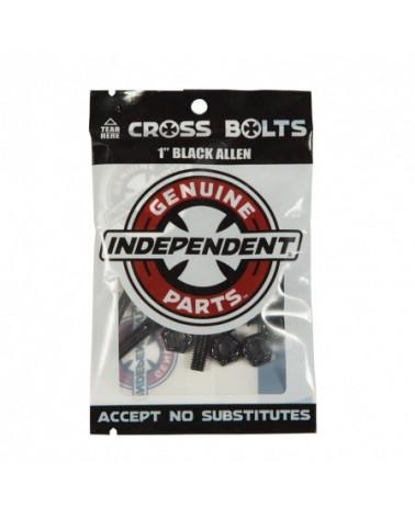 Independent 1 inch Allen Bolts