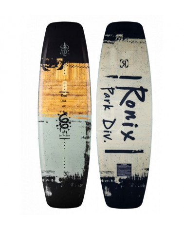 Ronix 2020 TOP NOTCH ALL OVER FLEX PARK BOARD