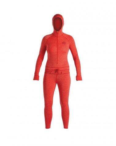 Airblaster 2020 Wmns Merino Ninja Suit-Fire