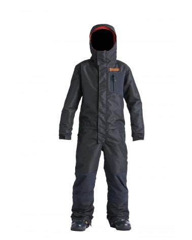 Slidinėjimo kostiumas Airblaster 2020 Youth Freedom Suit-Black