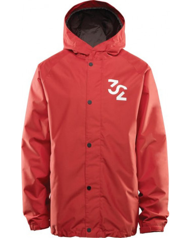 ThirtyTwo 2020 Y LEAGUE JACKET RED