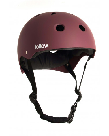 Šalmas Follow 2020 Safety First Helmet Red