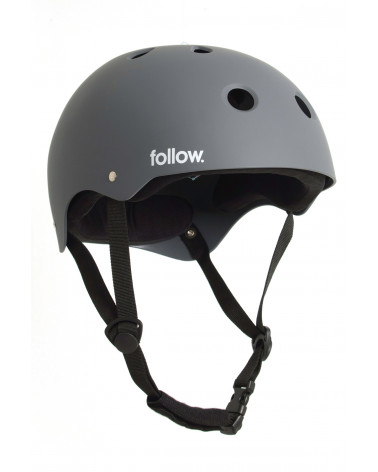 Šalmas Follow 2020 Safety First Helmet Stone