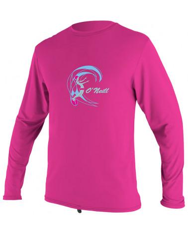 LYKRA ONEILL 2020 Toddler OZone L/S Sun Shirt Girls